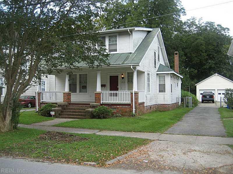 205 Broad Street N, Suffolk, VA 23434
