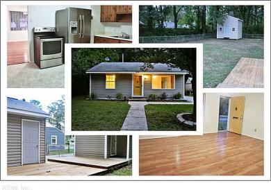 205 Beverly St, Hampton, VA 23669
