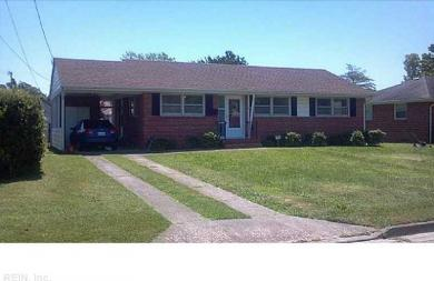 24 Burke Ave, Newport News, VA 23601