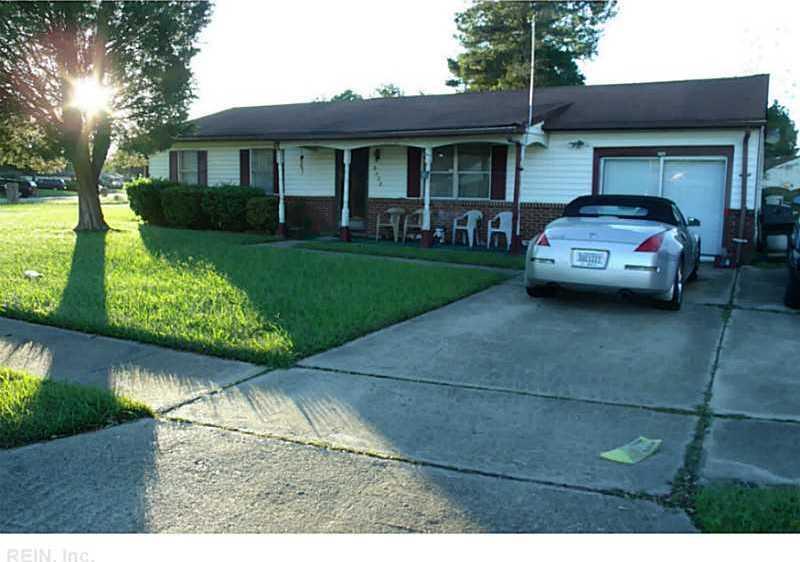 3132 Bruno Drive, Chesapeake, VA 23323