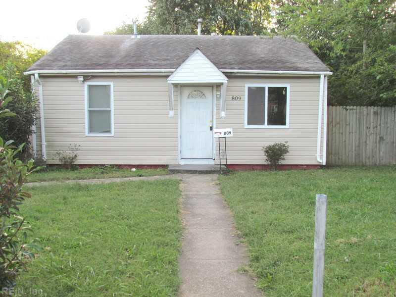 809 Downing Street, Hampton, VA 23661