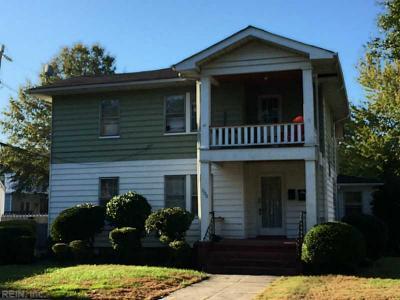 Photo of 1709 Bellevue Avenue, Norfolk, VA 23509
