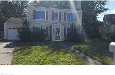 7 Roundtree Circle, Hampton, VA 23661