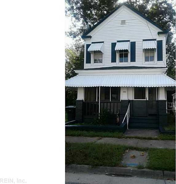 1134 32nd Street #A, Newport News, VA 23607
