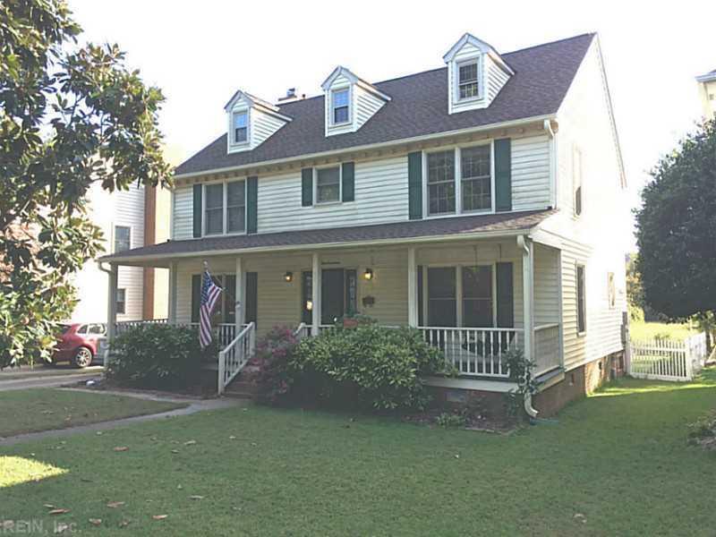 917 Magnolia Avenue, Norfolk, VA 23508