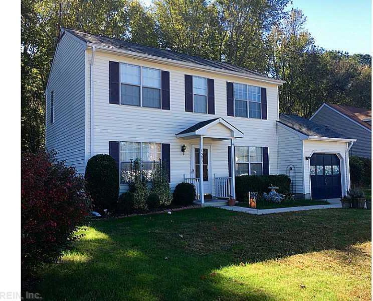 4593 Magnolia Drive, Suffolk, VA 23435
