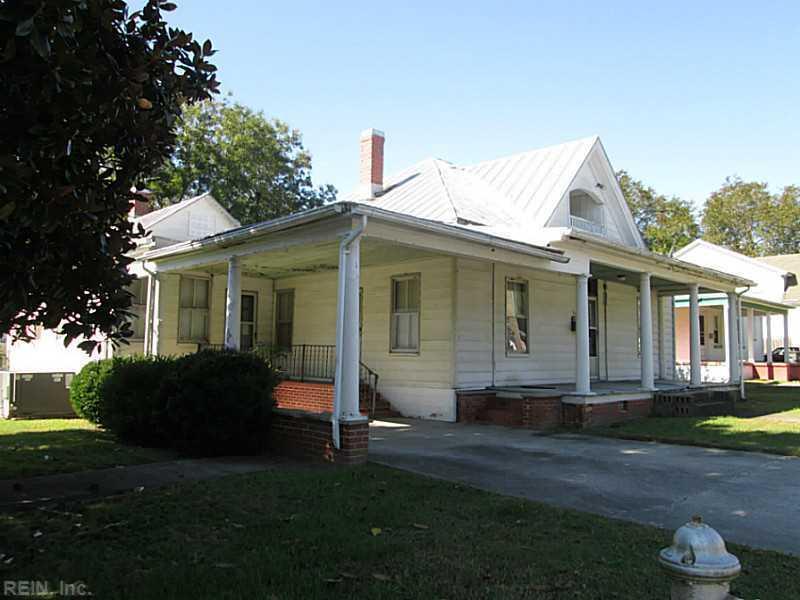 229 Cary Street, Smithfield, VA 23430