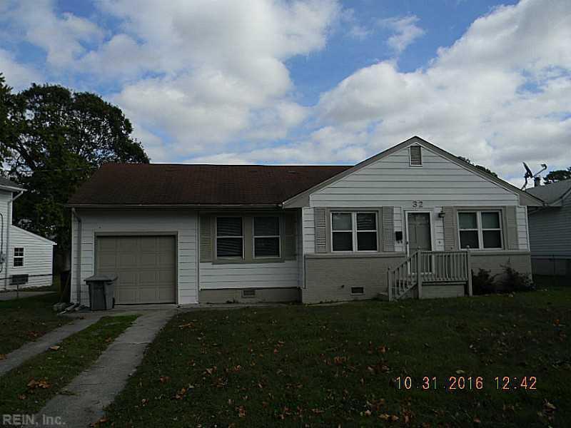 32 Northampton Drive, Hampton, VA 23666
