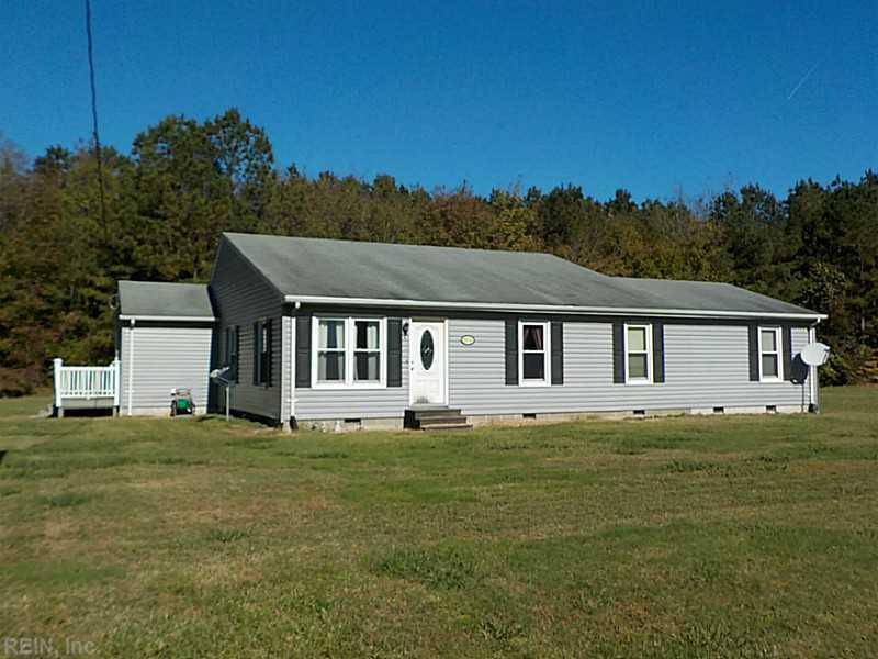 28313 Mount Horeb Road, Franklin, VA 23851