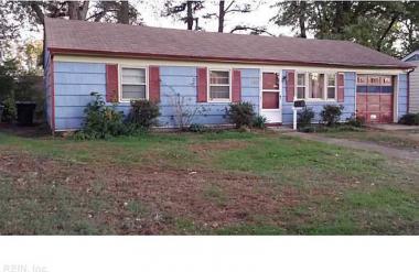 1922 Andrews Blvd, Hampton, VA 23663