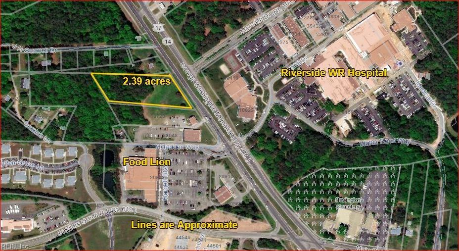 2+ACR George Washington Memorial Highway, Gloucester, VA 23061