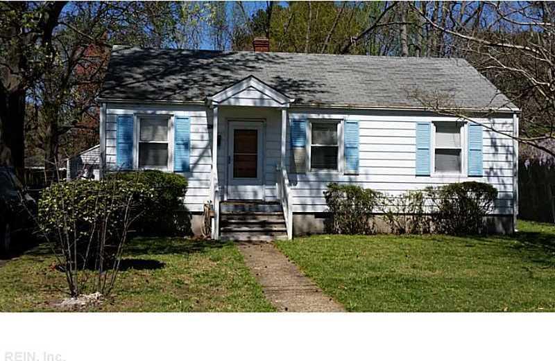 1009 De Gaule Street, Newport News, VA 23605
