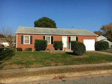 1800 Mehrens Court, Hampton, VA 23663