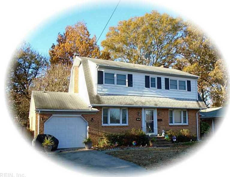 743 Sunnywood Road, Newport News, VA 23601