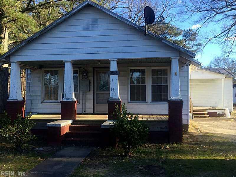 25416 Bruce Street, Courtland, VA 23837