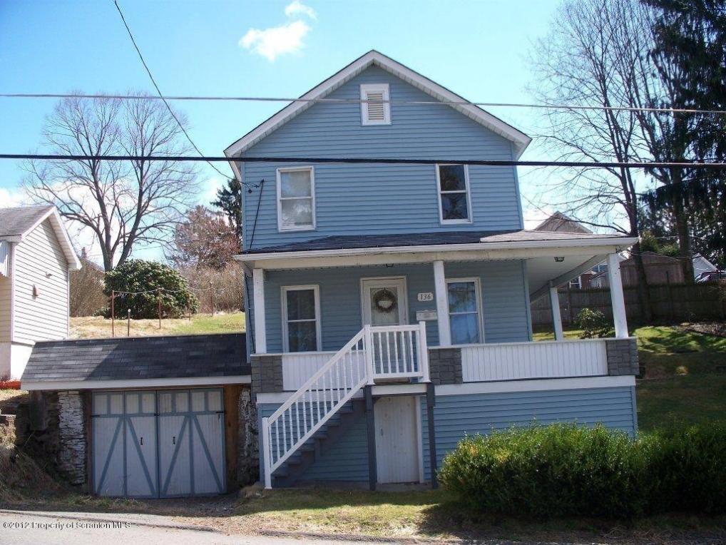136 Vine St, Browndale, PA 18421