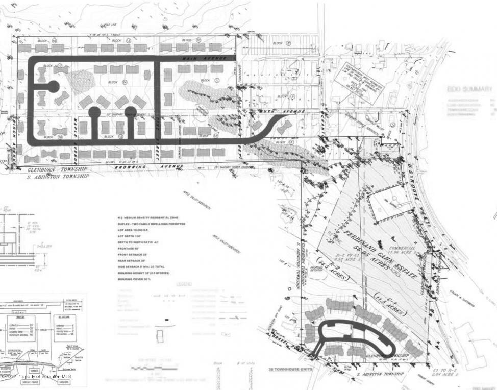 101 Old Lackawanna Trail Rt 6 & 11, Glenburn Twp, PA 18411