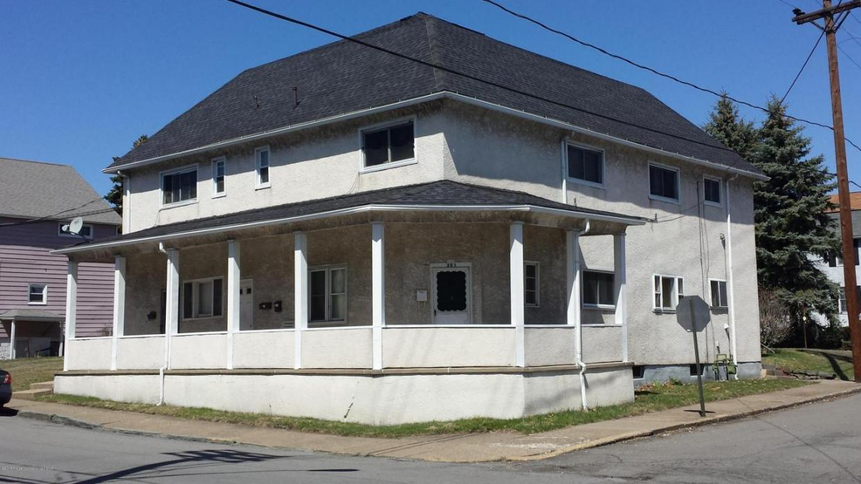 301 Mary Street, Old Forge, PA 18518