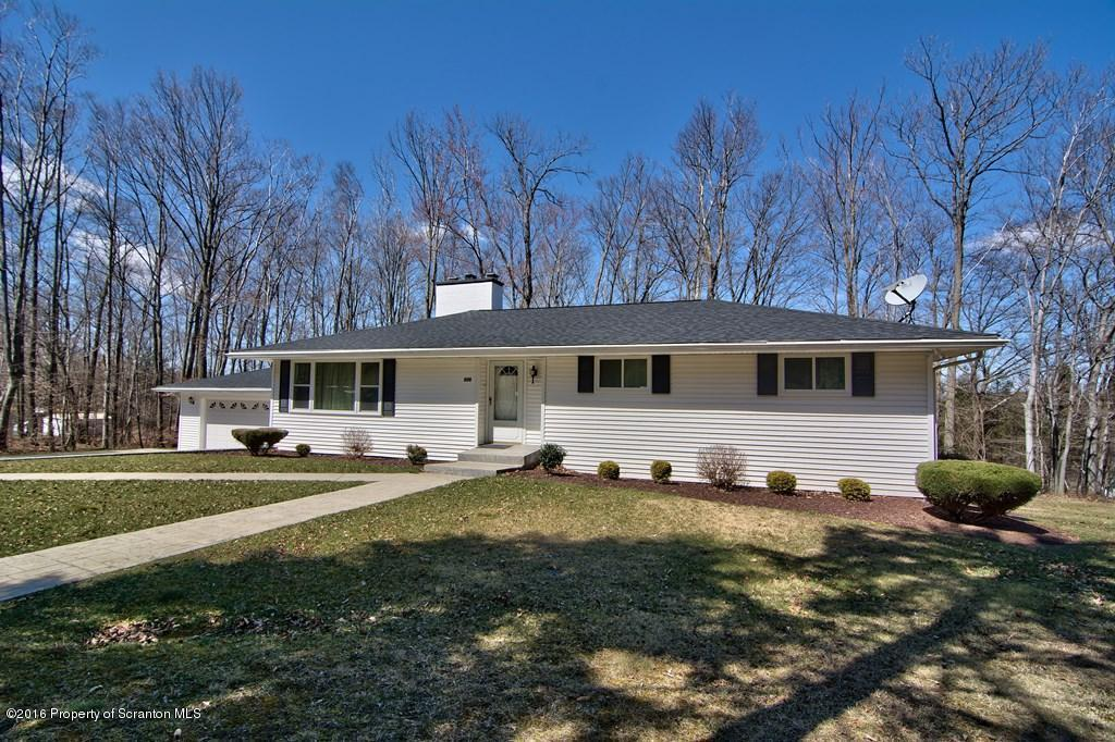 202 Wilcrest, Roaring Brook Twp, PA 18444
