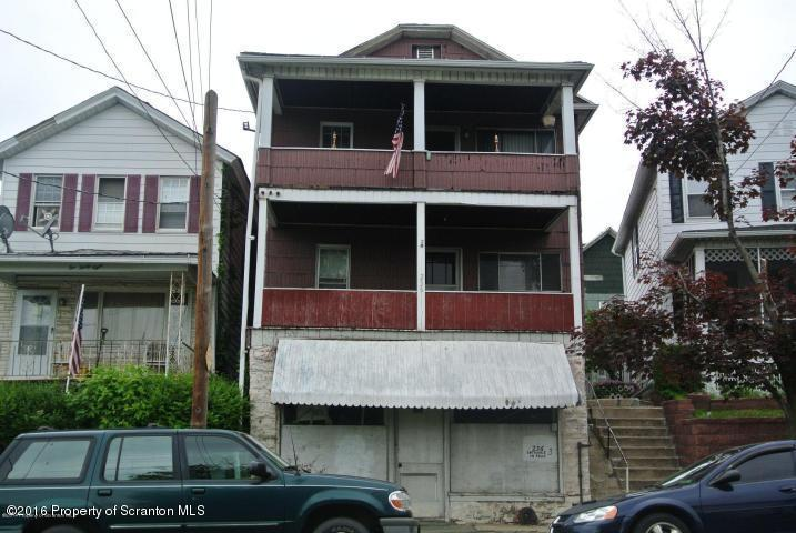 236 S 10th Ave, Scranton, PA 18504