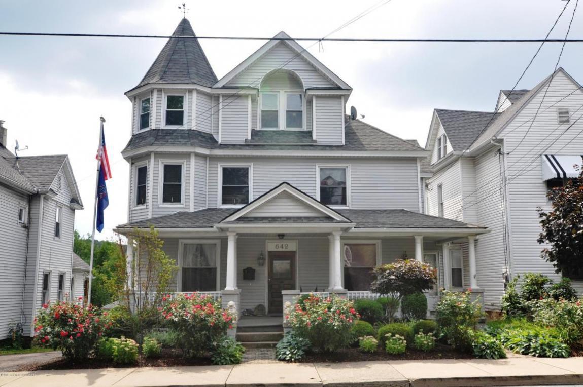 640-642 Main St, Dickson City, PA 18519