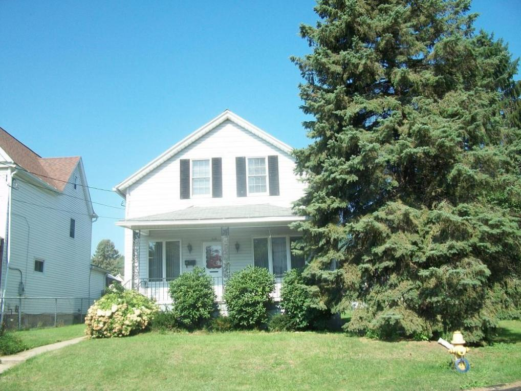 315 N Merrifield, Scranton, PA 18504