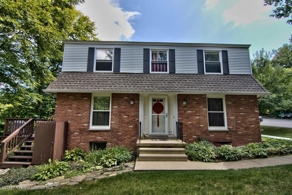 MLS #16-4601 - 117 Townhouse Place, Roaring Brook Twp, PA ...
