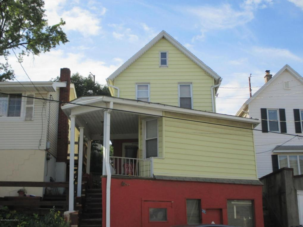 633 S Blakely St, Dunmore, PA 18512