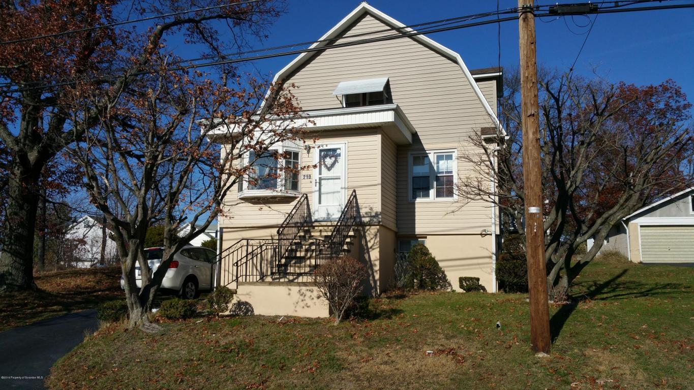 Mls 16 5205 210 Iroquois Ave Wilkes Barre Pa 18702