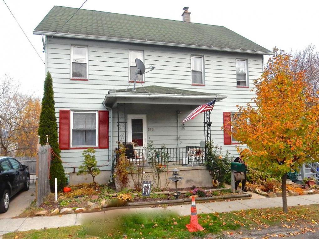 316 N Fillmore Ave, Scranton, PA 18504