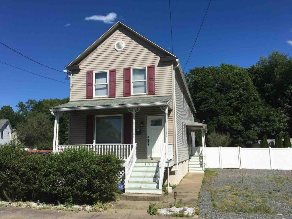193 Saint Clair St, Wilkes Barre, PA 18705