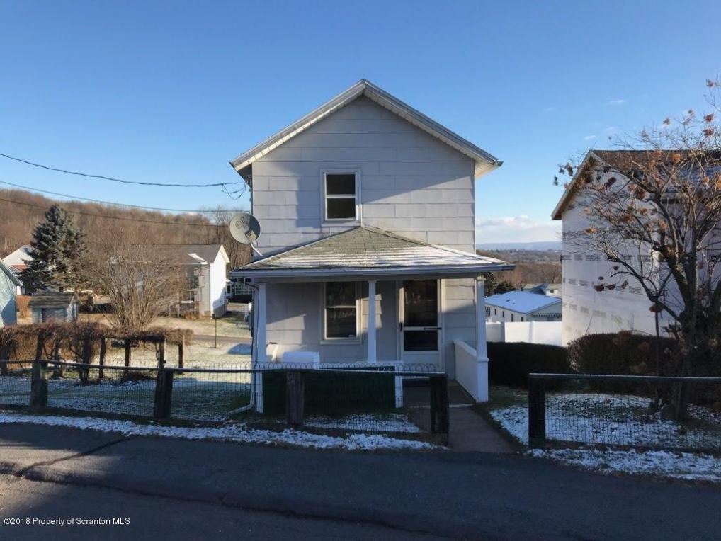 1285 Bennett St, Old Forge, PA 18518