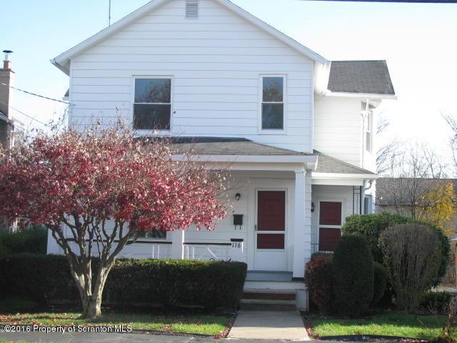 116 1st St, Blakely, PA 18447
