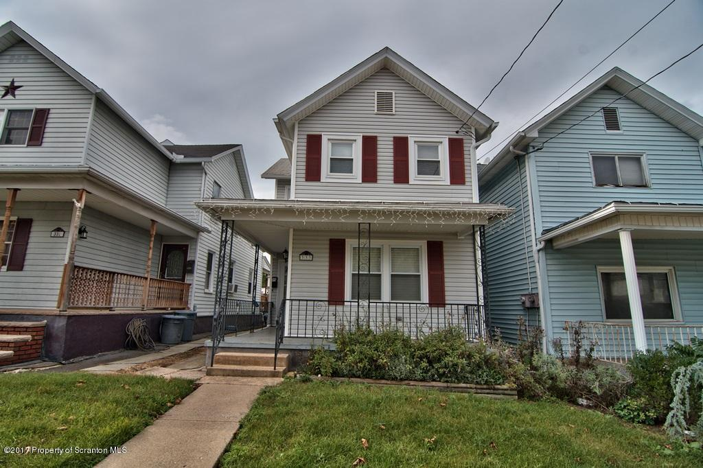 333 N Rebecca Ave, Scranton, PA 18504