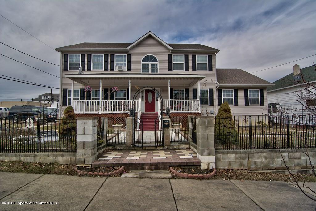 1536 S Webster Ave, Scranton, PA 18505