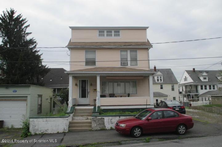754 N Hyde Park Ave, Scranton, PA 18504