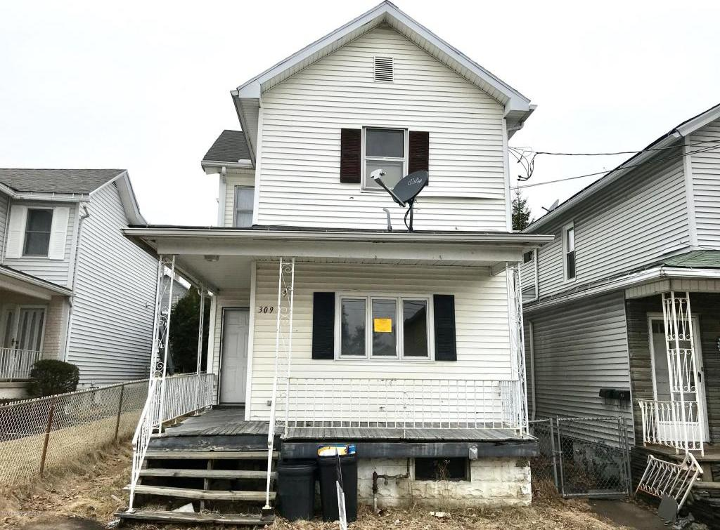 309 N Lincoln Ave, Scranton, PA 18504