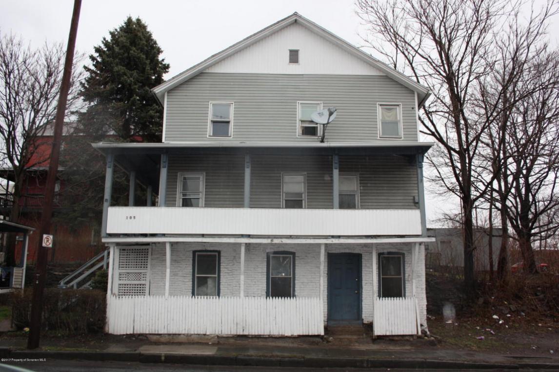 602 Mineral Ave, Scranton, PA 18509