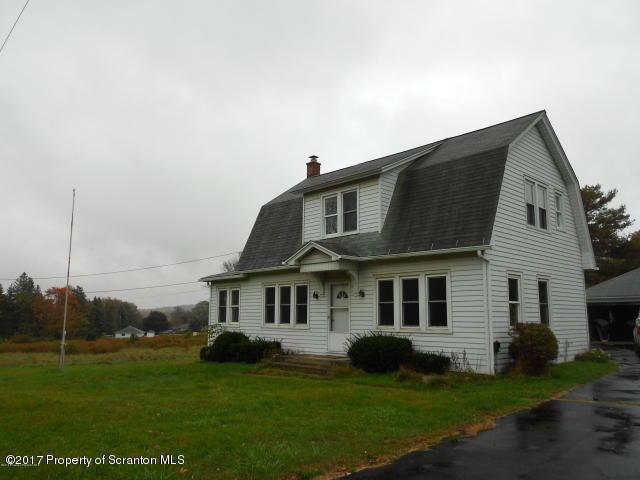 825 State Route 307, Spring Brook Twp, PA 18444