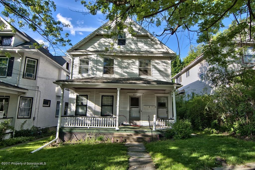 827 Columbia St, Scranton, PA 18509
