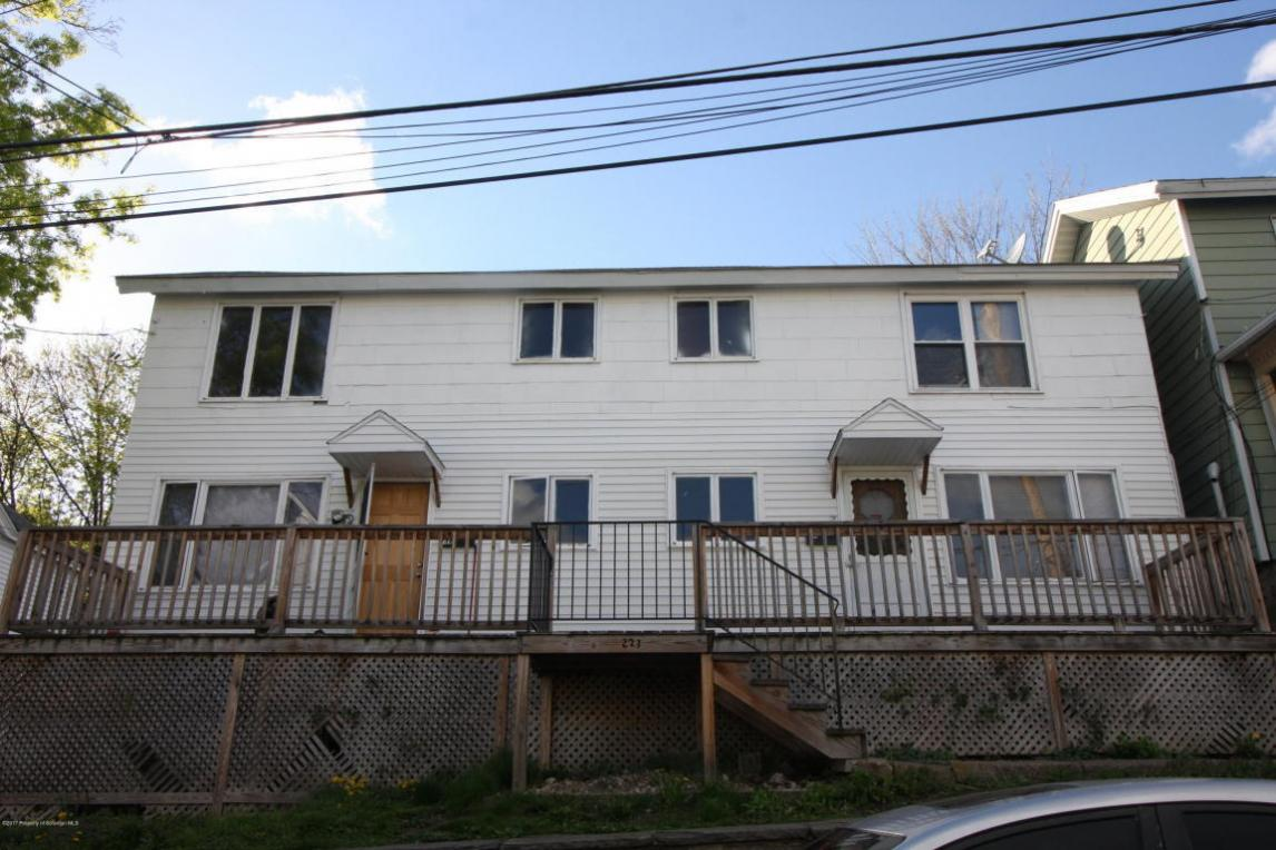 223 N Bromley Ave, Scranton, PA 18504