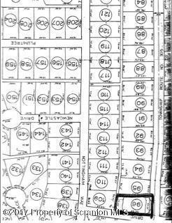 LOT #96 Sherwood Forest, Newfoundland, PA 18445