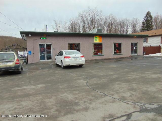 814 State Route 690, Spring Brook Twp, PA 18444