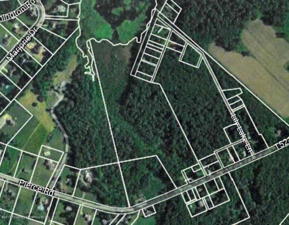 Newton Lake, Greenfield Twp, PA 18407