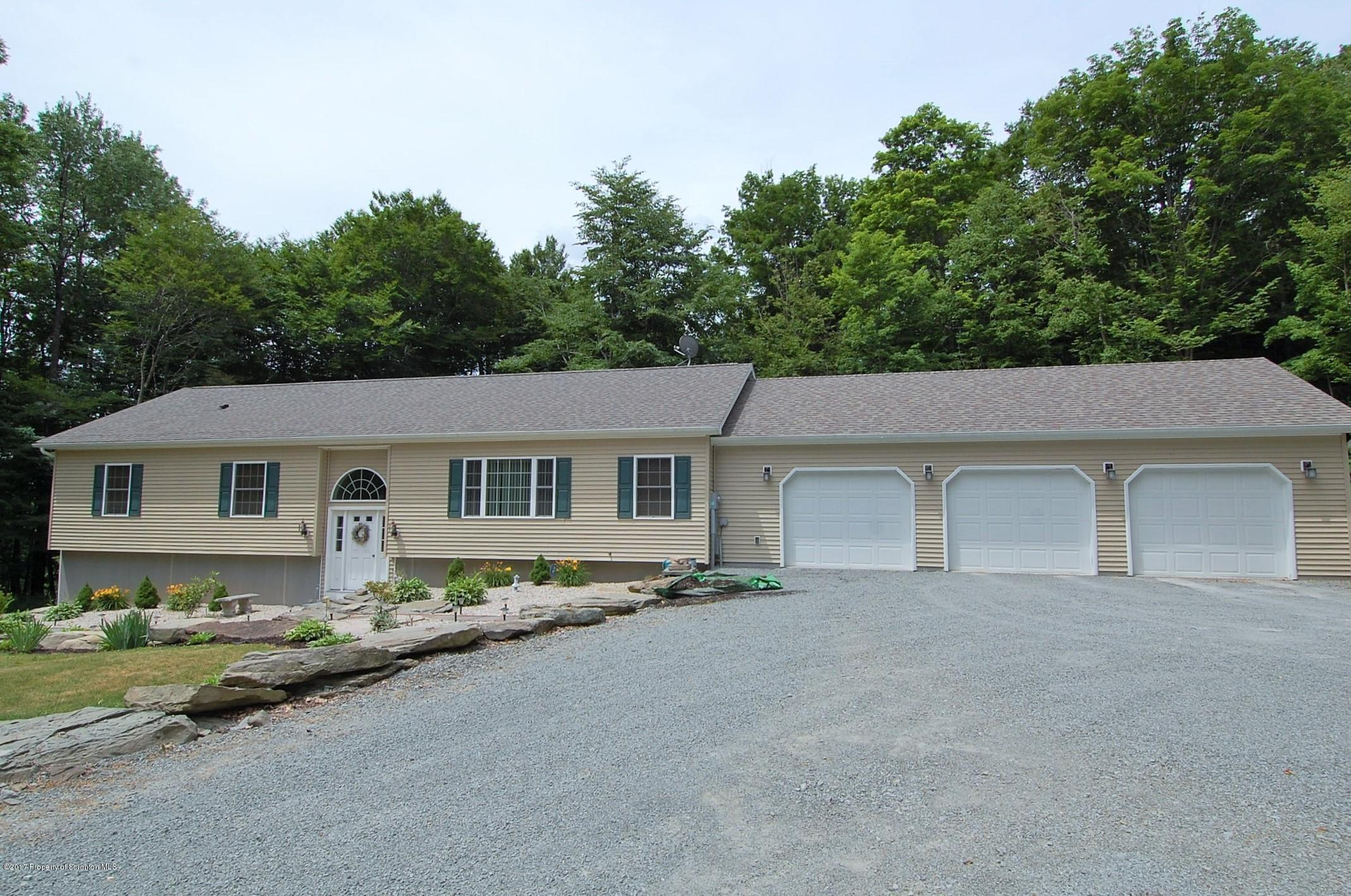 Mls 17 2857 1269 belcher road union dale pa 18470 for 7 kitchen road gouldsboro pa