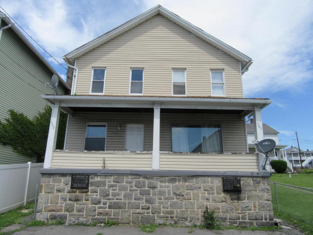 503-505 N Bromley Ave, Scranton, PA 18504