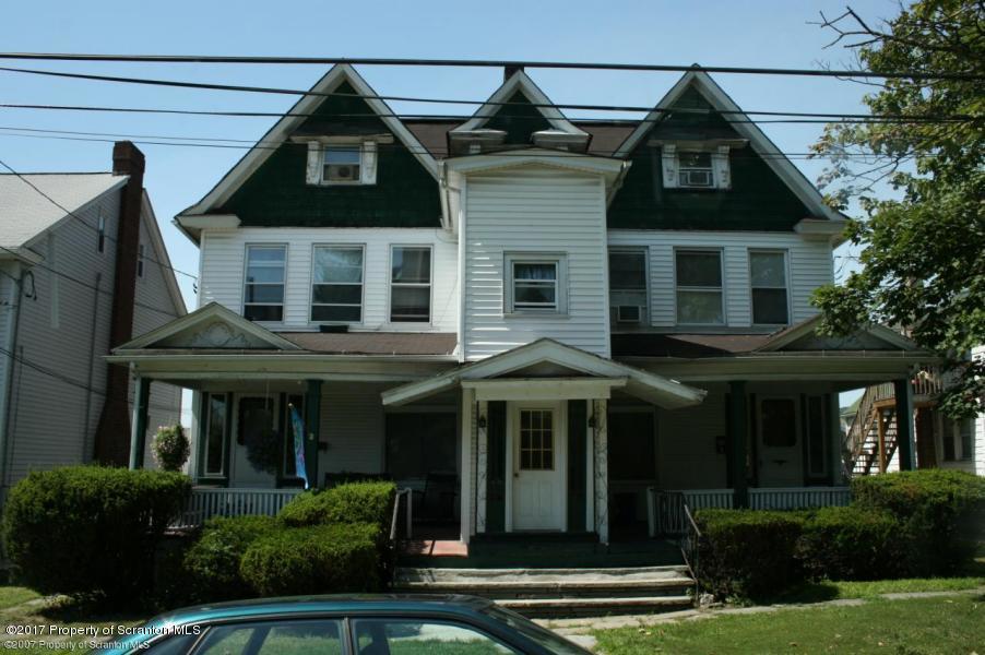 309 311 William St, Scranton, PA 18508