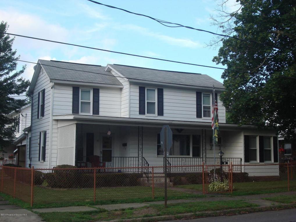 14 Pennsylvania Ave, Tunkhannock, PA 18657