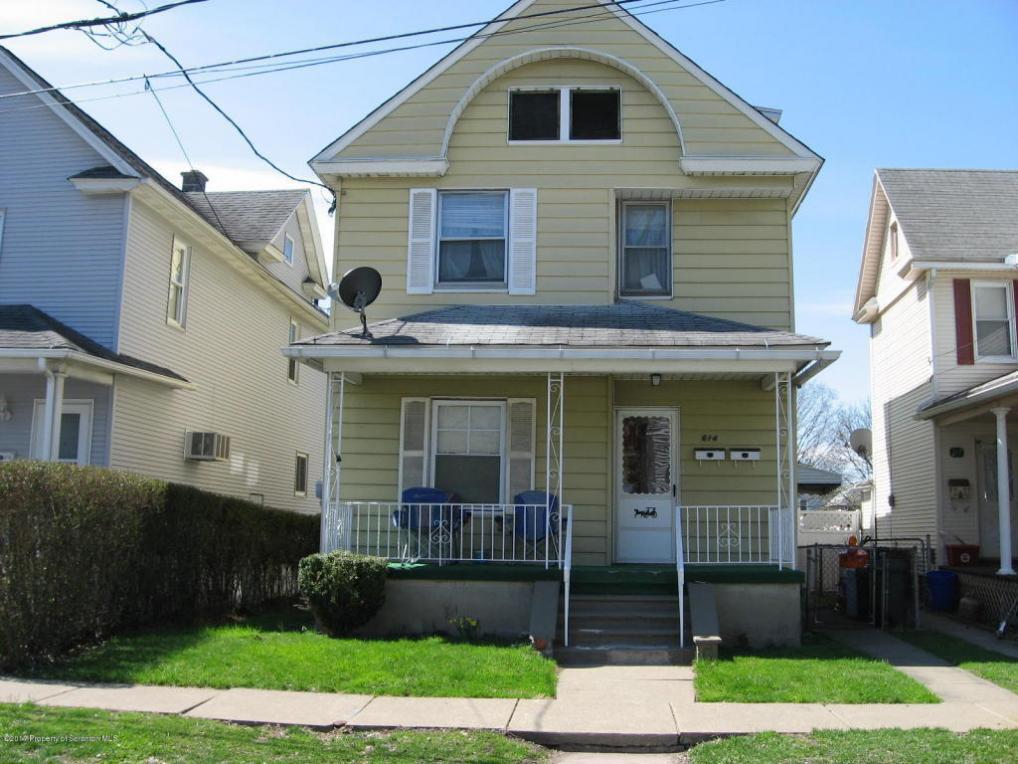 614 Dean St, Scranton, PA 18509