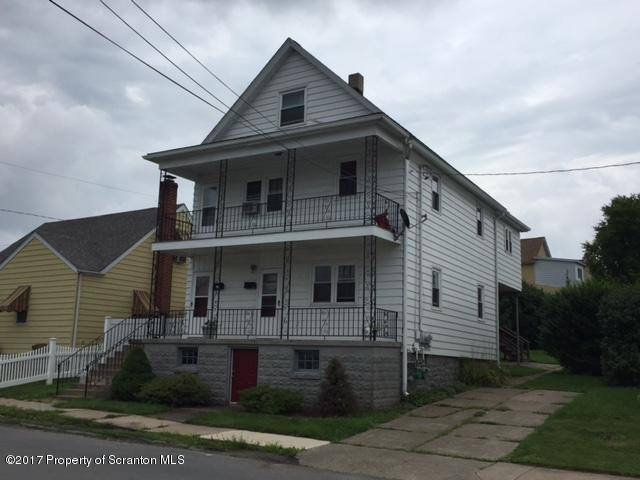 321 Smith St, Dunmore, PA 18512